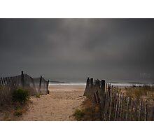 Dewey Beach, Delaware 2011 Photographic Print