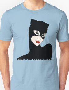 Catwoman retro T-Shirt