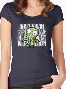 Cthulhu GIR Women's Fitted Scoop T-Shirt