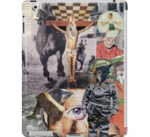 At the Races. iPad Case/Skin