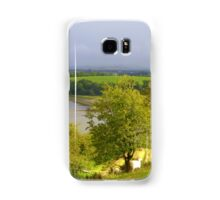 Evening Sun On The Hayfield.................Ireland Samsung Galaxy Case/Skin