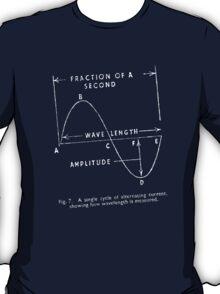 Wavelength - Dark T-Shirt