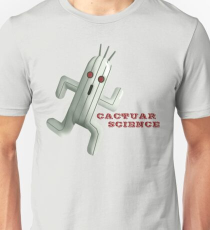 Cactuar Science Unisex T-Shirt