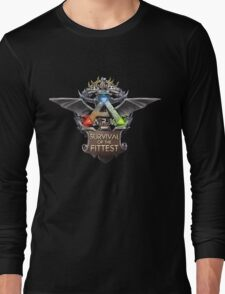 ark survival of the fittest  Long Sleeve T-Shirt