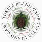 Turtle Island Camp by Zehda
