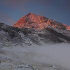 Sunrise at Crib Goch  by robevans
