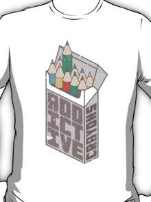 Addictive Crayons T-Shirt