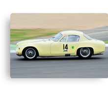Lotus Elite No 14 Canvas Print