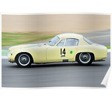 Lotus Elite No 14 Poster