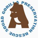 Gorilla Preservation Squad by Zehda
