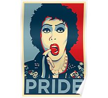 Pride - Rocky Horror Picture Show Poster