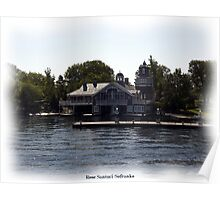 St. Lawrence Seaway/Thousand Islands #1 Poster