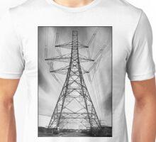 Magical Road Straddling Pylon, Littlebrook Unisex T-Shirt