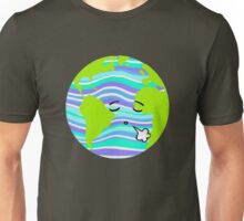 Planet Earth feeling Exhausted  Unisex T-Shirt