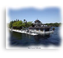 St. Lawrence Seaway/Thousand Islands #2 Canvas Print