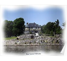 St. Lawrence Seaway/Thousand Islands #4 Poster