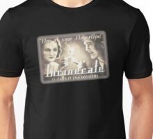 BioShock – Incinerate! Video Reel Ad Unisex T-Shirt
