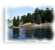St. Lawrence Seaway/Thousand Islands #5 Canvas Print
