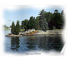 St. Lawrence Seaway/Thousand Islands #5 Poster