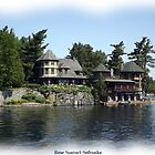 St. Lawrence Seaway/Thousand Islands #6 by Rose Santuci-Sofranko