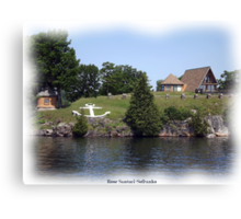 St. Lawrence Seaway/Thousand Islands #7 Canvas Print