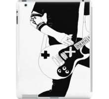 Michael Clifford Guitar Outline iPad Case/Skin