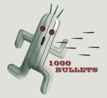 1000 Bullets by Alexandre Bonneau