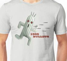 1000 Bullets Unisex T-Shirt