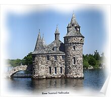 St. Lawrence Seaway/Thousand Islands #11 - Boldt Castle Poster