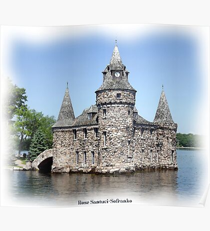 St. Lawrence Seaway/Thousand Islands #12 - Boldt Castle Poster