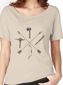 ark survival evolved Arrow Women's Relaxed Fit T-Shirt