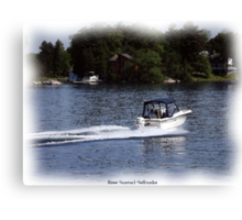 St. Lawrence Seaway/Thousand Islands #13 Canvas Print