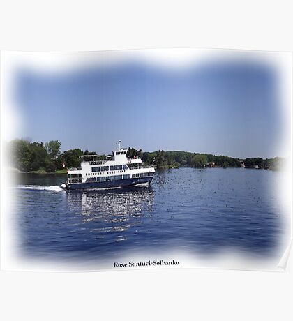 St. Lawrence Seaway/Thousand Islands #14 Poster
