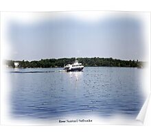 St. Lawrence Seaway/Thousand Islands #15 Poster