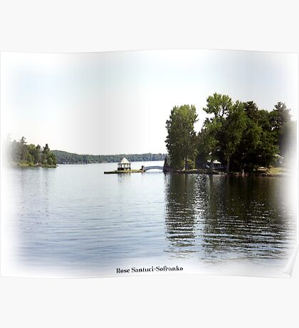 St. Lawrence Seaway/Thousand Islands #21 Poster