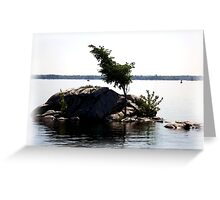 St. Lawrence Seaway/Thousand Islands #22 Greeting Card