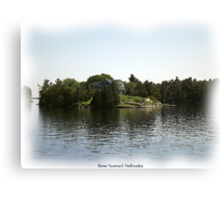 St. Lawrence Seaway/Thousand Islands #25 Canvas Print