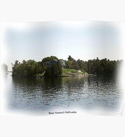 St. Lawrence Seaway/Thousand Islands #25 Poster