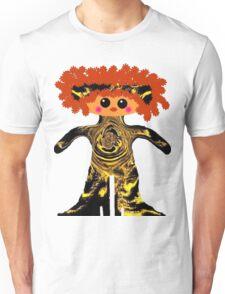 Georgia Sunshine Rag Doll Unisex T-Shirt
