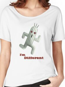 I'm Different Women's Relaxed Fit T-Shirt