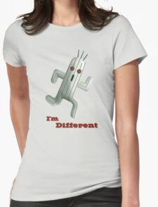 I'm Different Womens Fitted T-Shirt