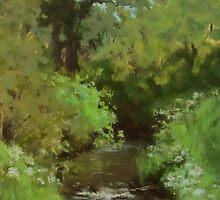 Creek at North Bank Habitat Mgmt by Karen Ilari
