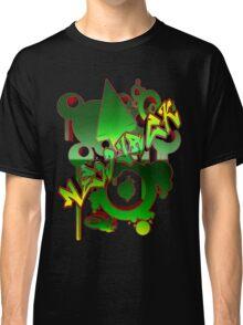Urban Graffiti Style: New Jack # 1 Classic T-Shirt