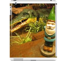 Sam and the Gator iPad Case/Skin