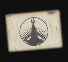 BioShock – Video Reel Rapture Logo by PonchTheOwl