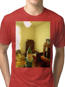 Play Gnome Tri-blend T-Shirt