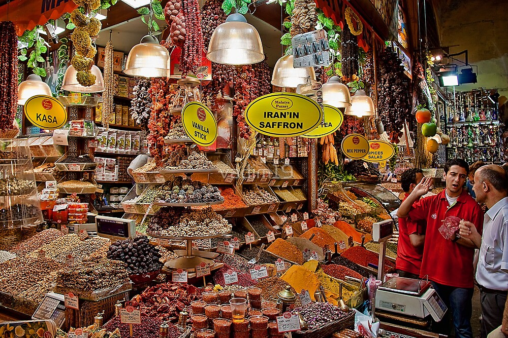 Turkey. Istanbul. Spice Market. by vadim19