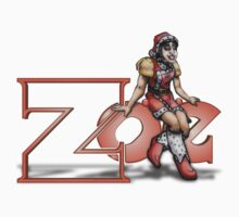 Zoe 01 by Lee Edward McIlmoyle