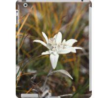 Alpine Edelweiss iPad Case/Skin
