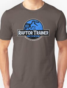 Jurassic World Raptor Trainer T-Shirt
